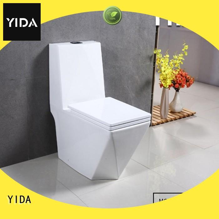 YIDA cost effective one piece toilet best choice for home
