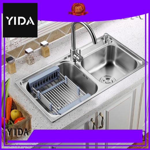 YIDA kitchen sink sizes restaurant
