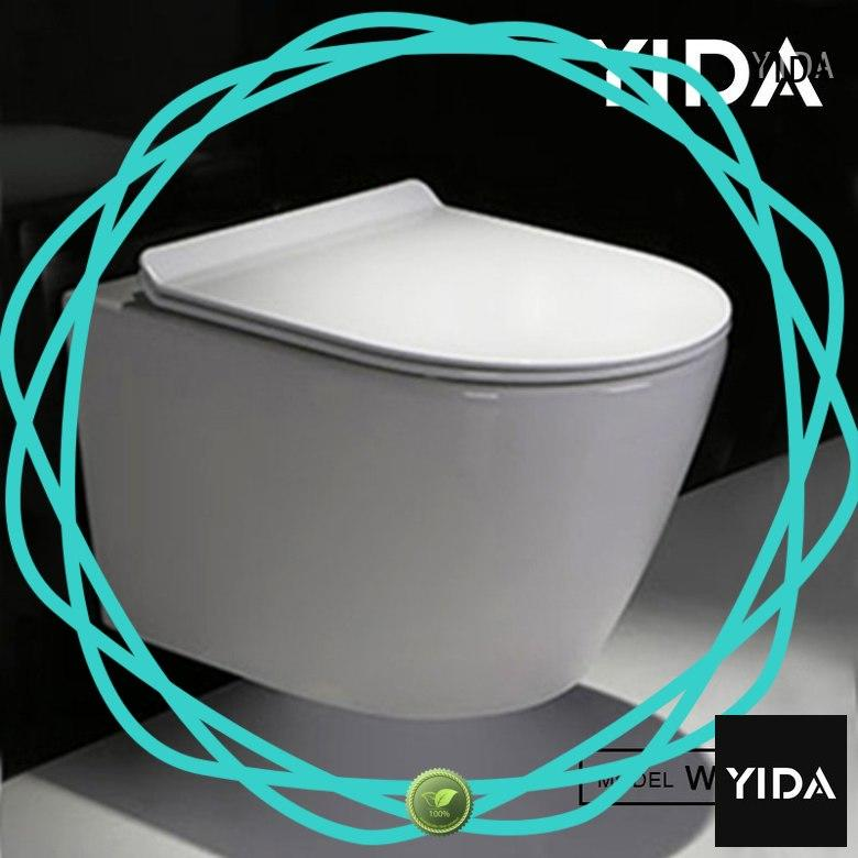 best wall hung toilet optimal for YIDA