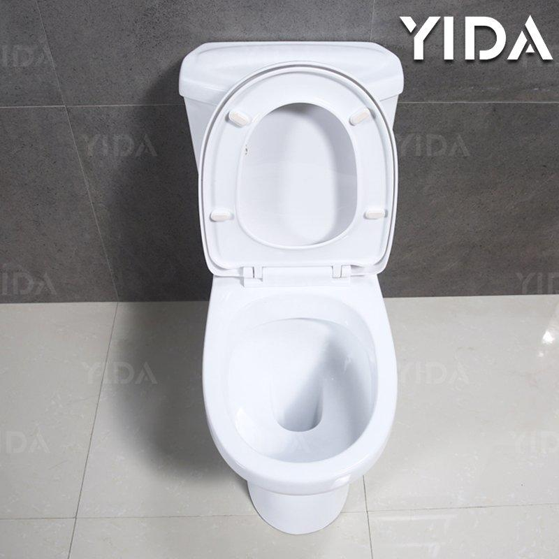 Two Piece Toilet Washdown Flush 3003