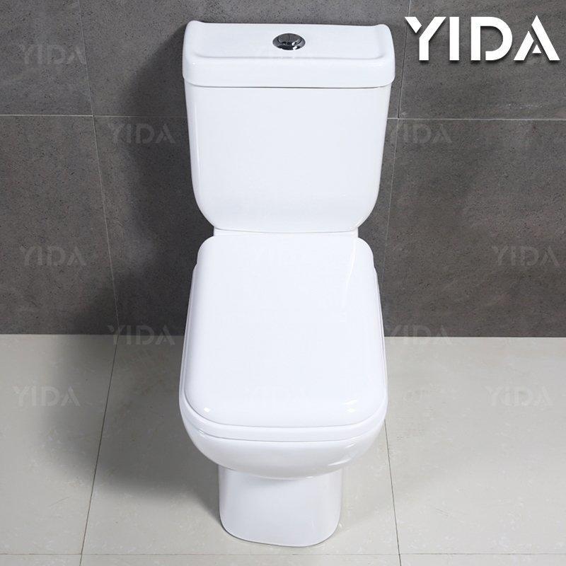 Two Piece Toilet Washdown Flush 3009