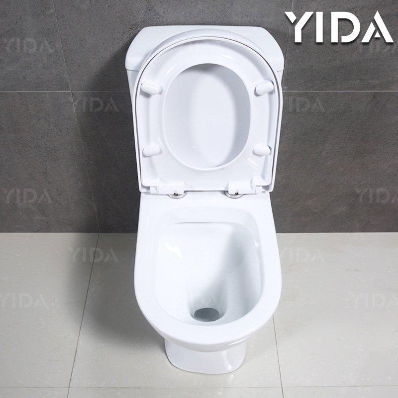 Two Piece Toilet Washdown Flush 3010