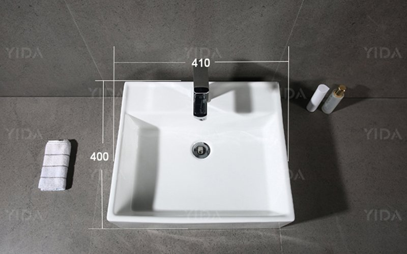 YIDA art sink widely employed for restaurant water closet-4