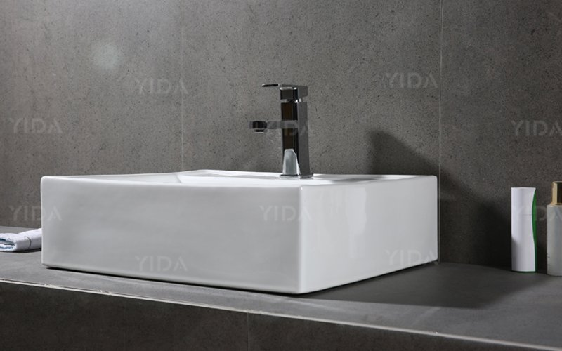 YIDA art sink widely employed for restaurant water closet-6