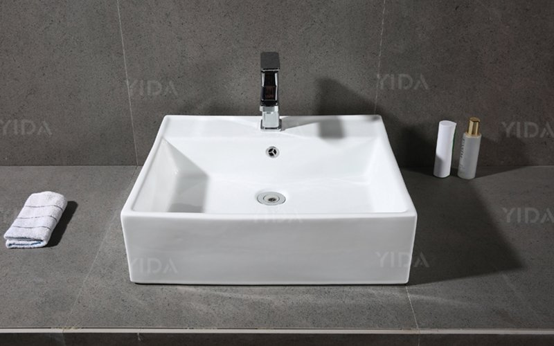 YIDA art sink widely employed for restaurant water closet-7