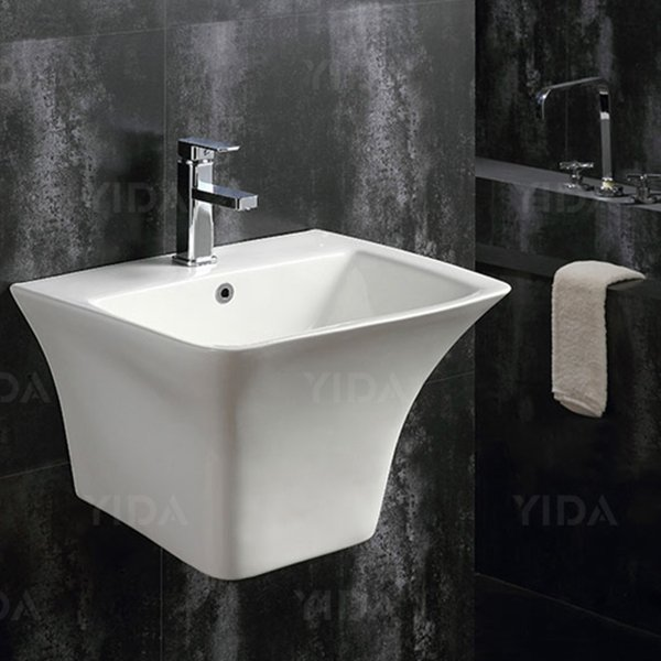 wall mount sink ideal for hotel YIDA-4