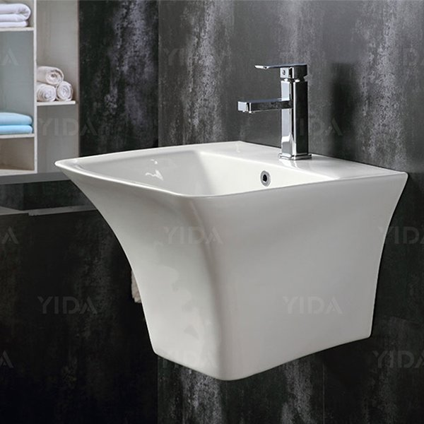 wall mount sink ideal for hotel YIDA-5