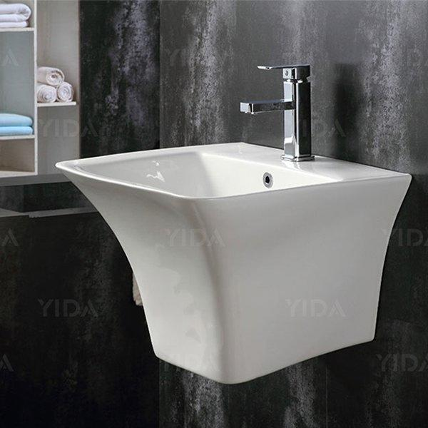wall mount sink ideal for hotel YIDA