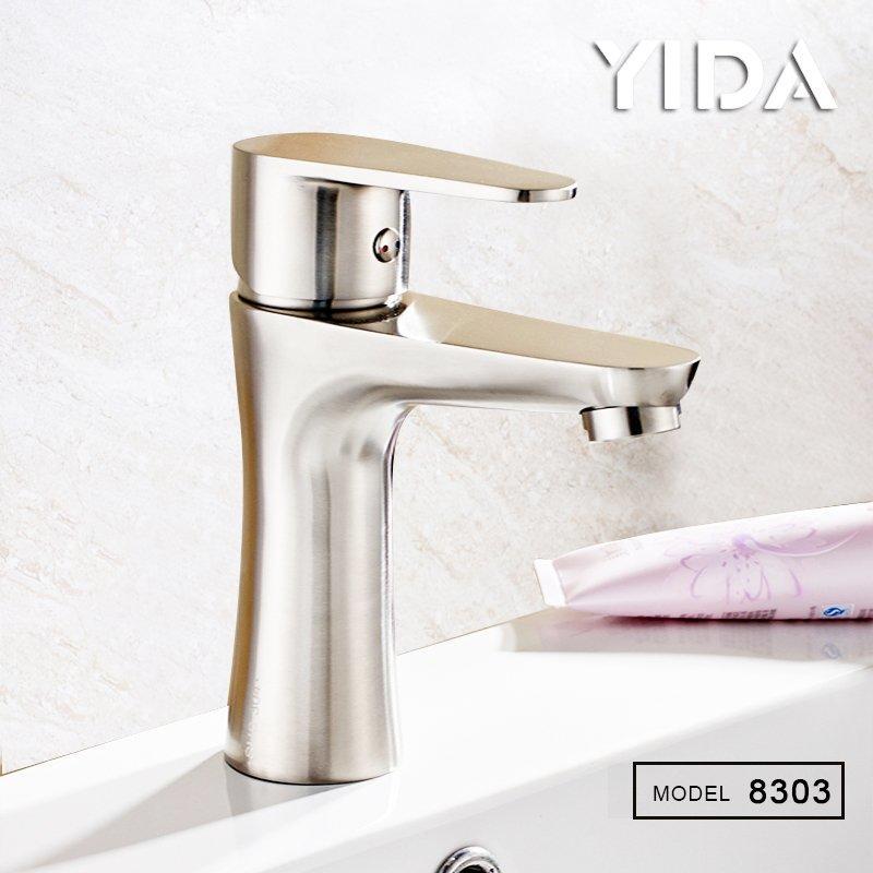 Bathroom Faucet Stainless Steel 8303