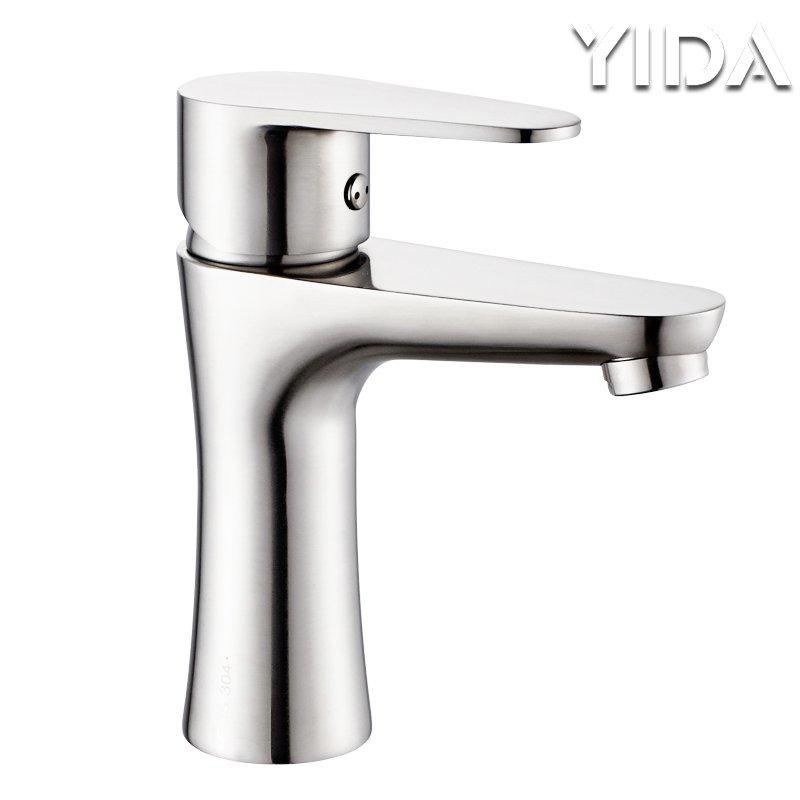 Bathroom Faucet Stainless Steel 8303