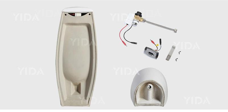 Chaozhou Floor Stand Ceramic Urinal - 7002