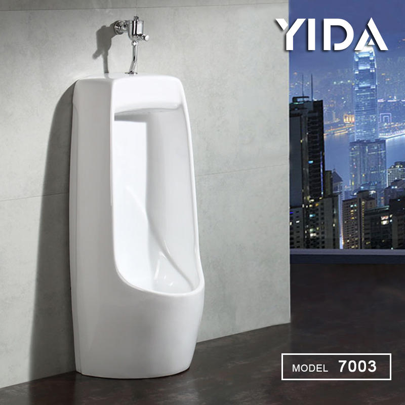Restroom Floor Urinal for Mall Project - 7003