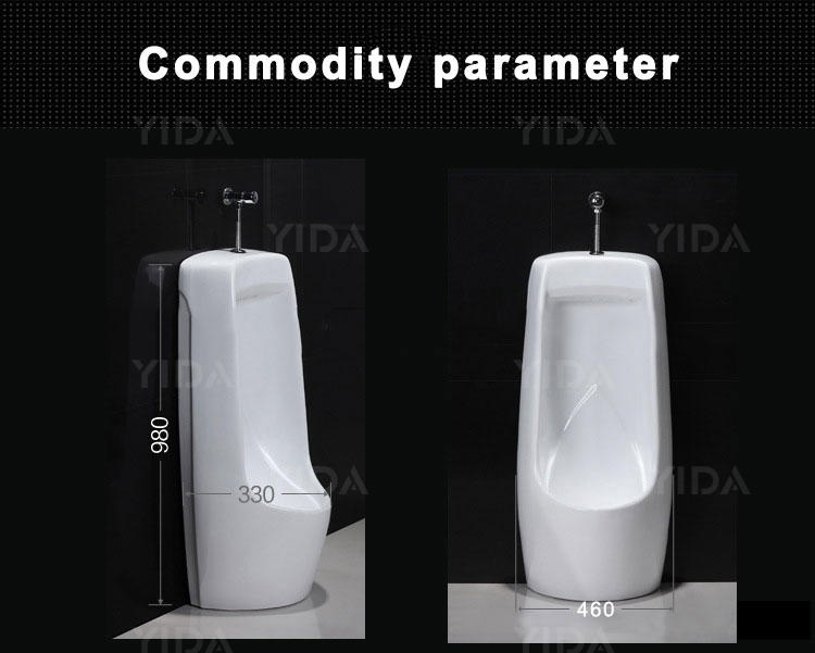 Ceramic Urinal Made in China Smooth Glaze - 7005