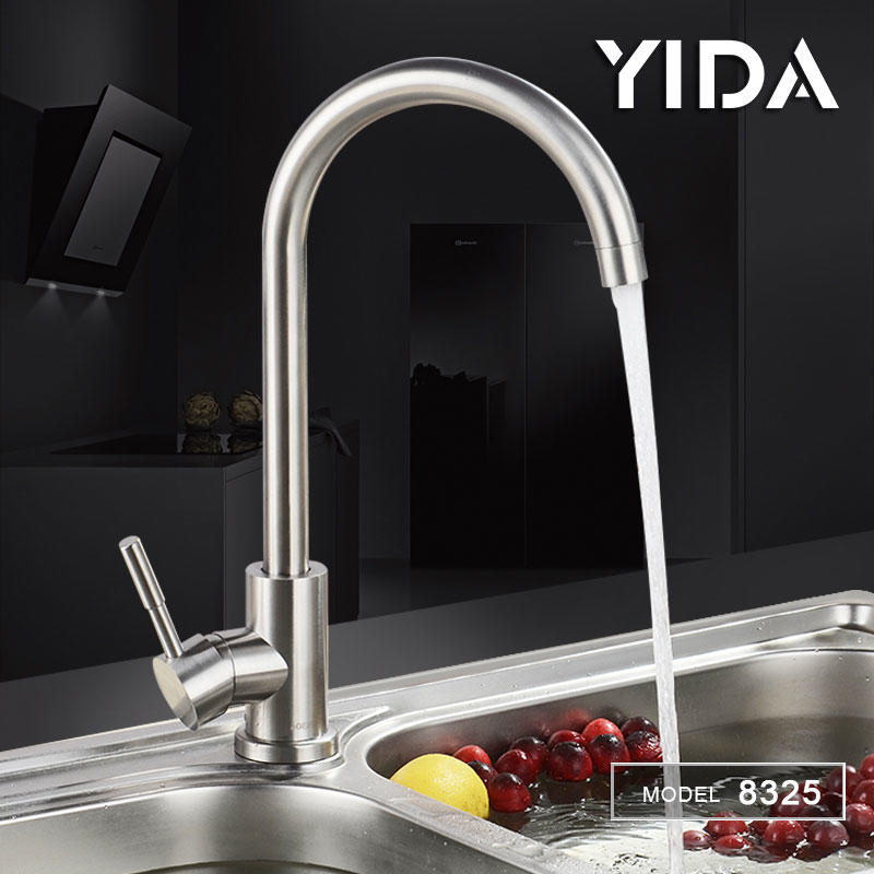 Kaiping kitchen faucet for house stainless steel 304 - 8325