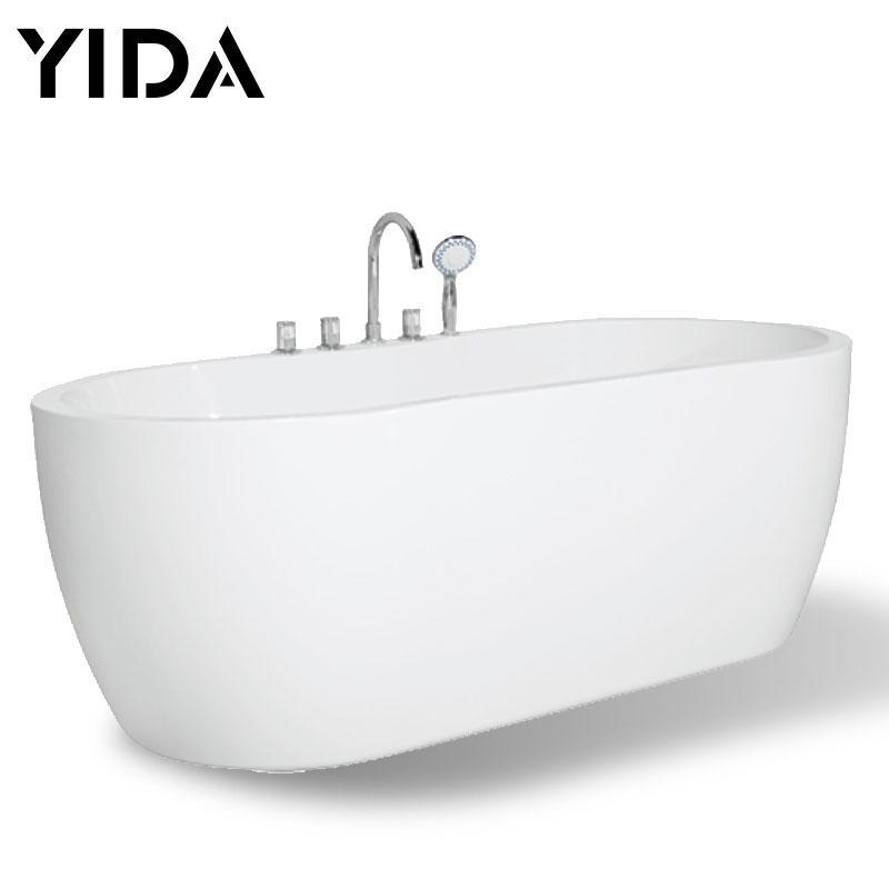Bathtub Australian watermark freestanding sizes for adults - QT-048