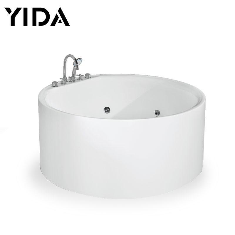 Jacuzzi round shape massage shower combo  - QT-012