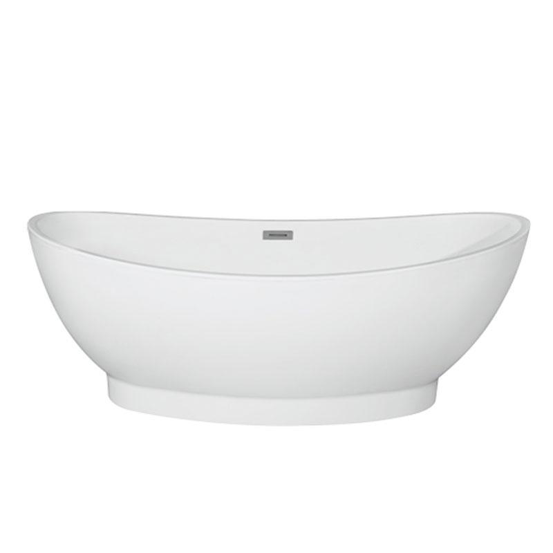 Modern bathtub acrylic freestanding - QT-006