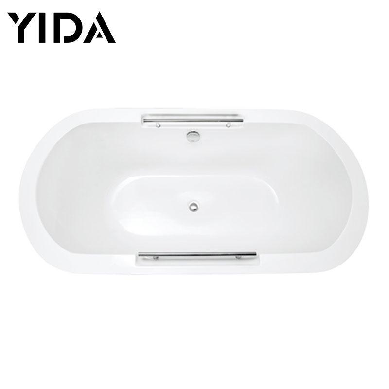 Foshan fiberglass tub shower combo for one person - QT-010