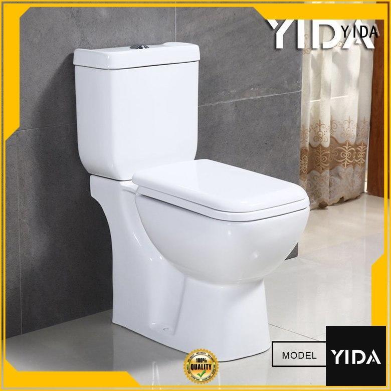 YIDA two piece toilet hotel