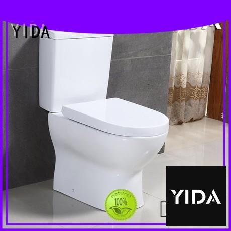 YIDA direct flush toilet ideal for bathroom
