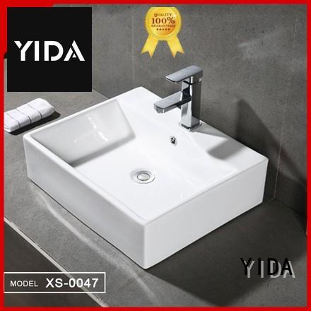 YIDA countertop basin house