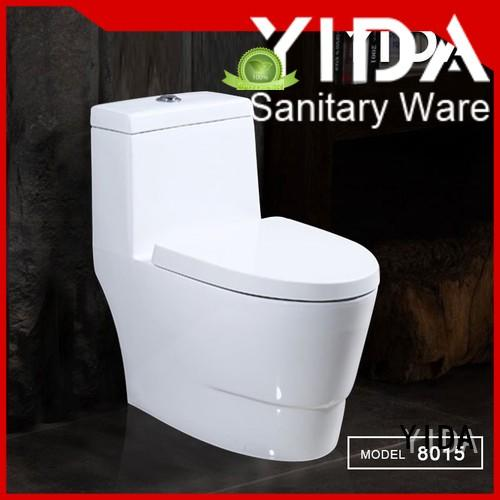YIDA p trap toilet suitable for hotel