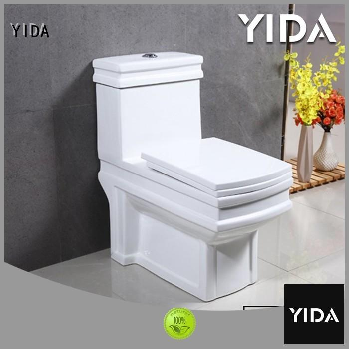 cost effective high toilet widely employed for hotel