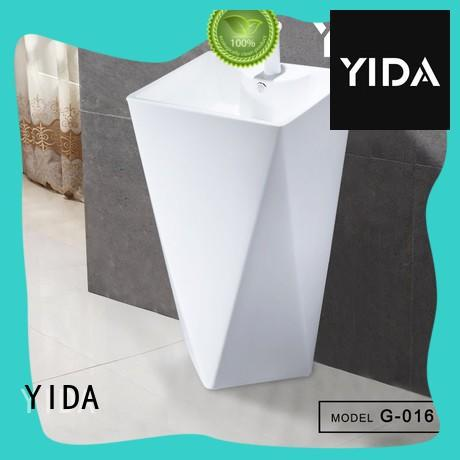 exquisite free standing wash basin excellent for home