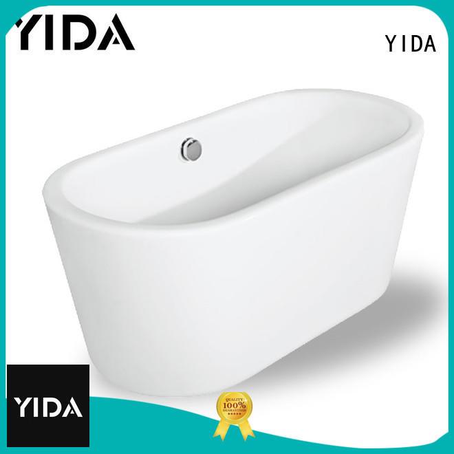 YIDA acrylic bathtub satisfying for house