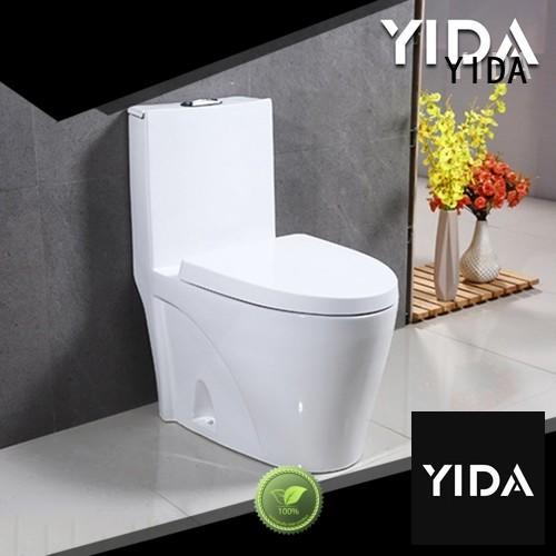 YIDA cost effective 1 piece toilet excellent for hotel