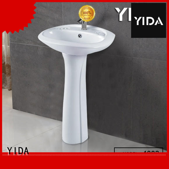 YIDA reliable stand basin suitable for apartment building