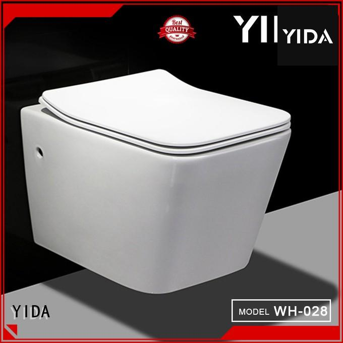 good quality wall hung toilet excellent for