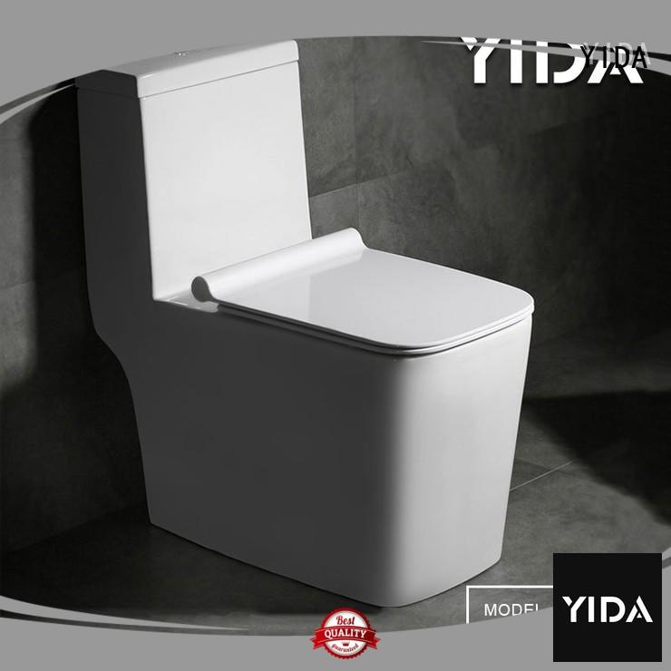 YIDA s trap toilet excellent for washroom