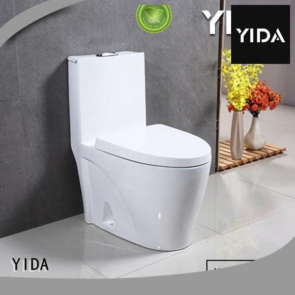 YIDA one piece toilet widely employed for