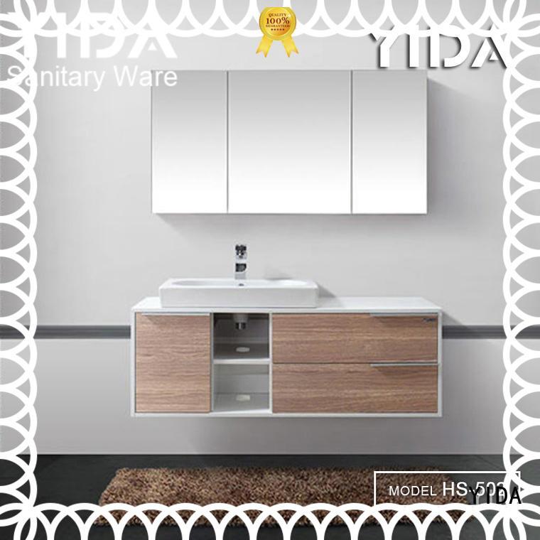 modern bathroom vanities popular for hotel YIDA