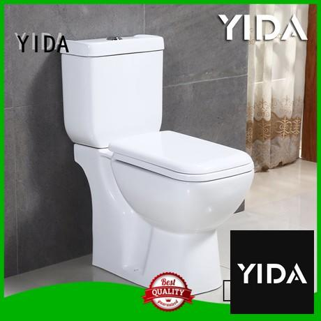 YIDA two piece toilet factory WC