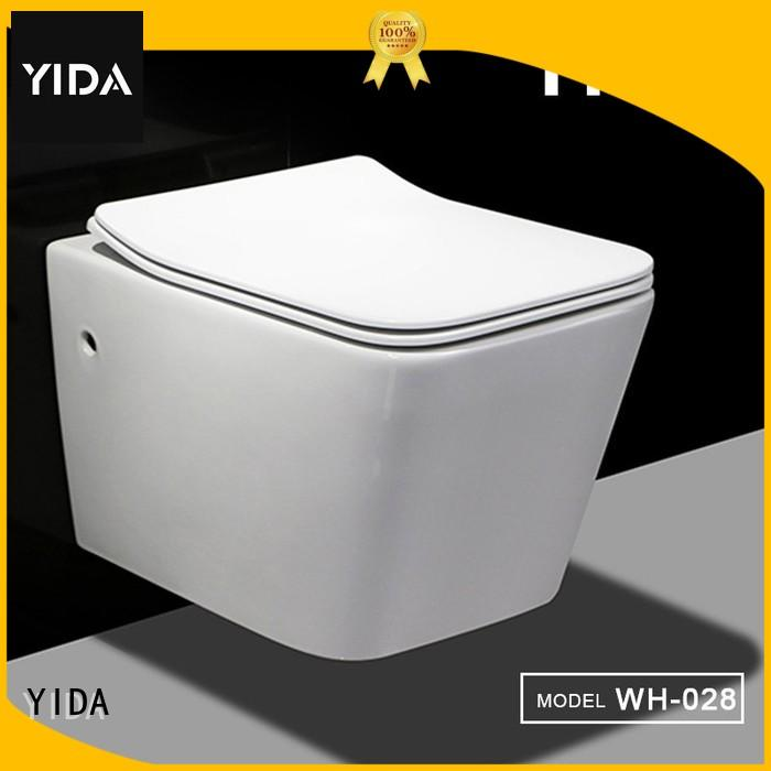 YIDA wall hung toilets factory satisfying for hotel