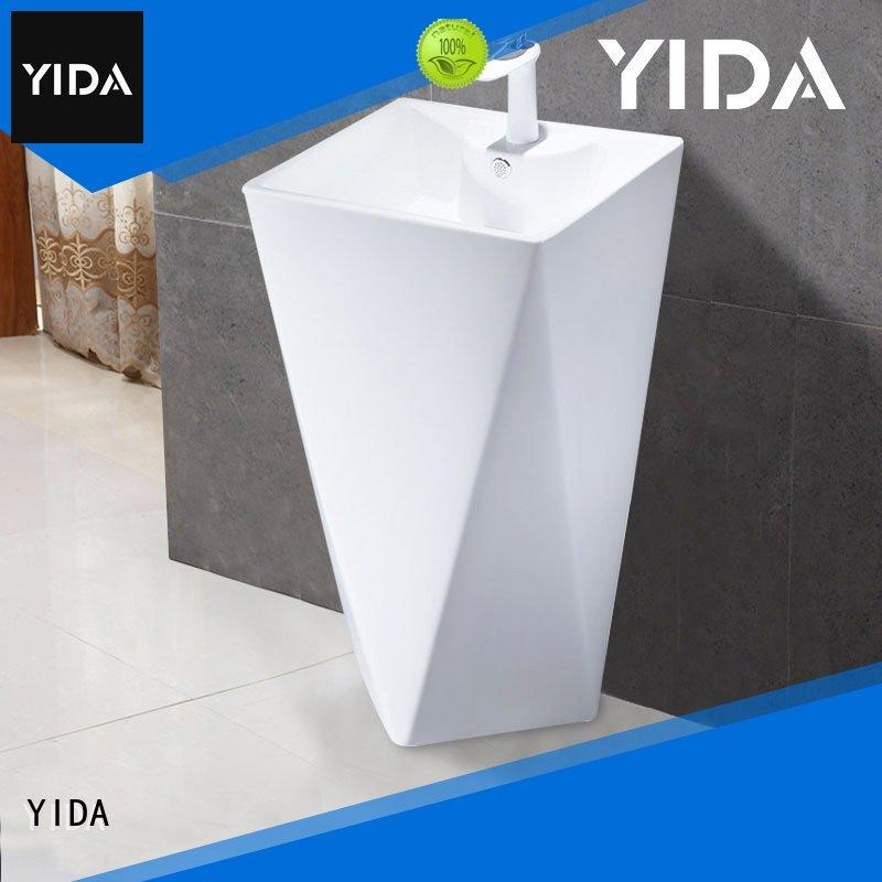 economical free standing wash basin best choice for hotel