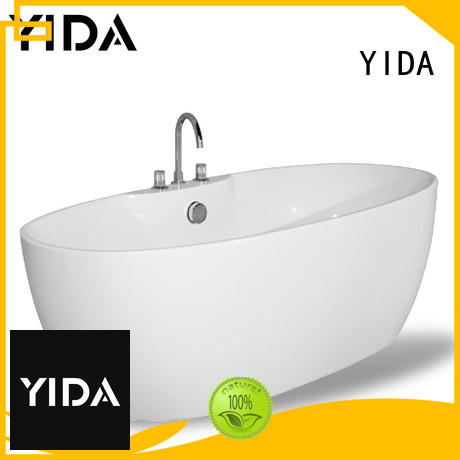 YIDA best price standard bathtub widely used for top hotel