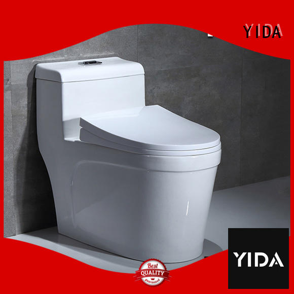 YIDA modern p trap toilet best choice for hotel