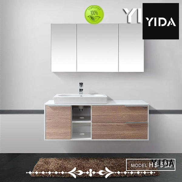 high grade bathroom cabinets suitable for hotel