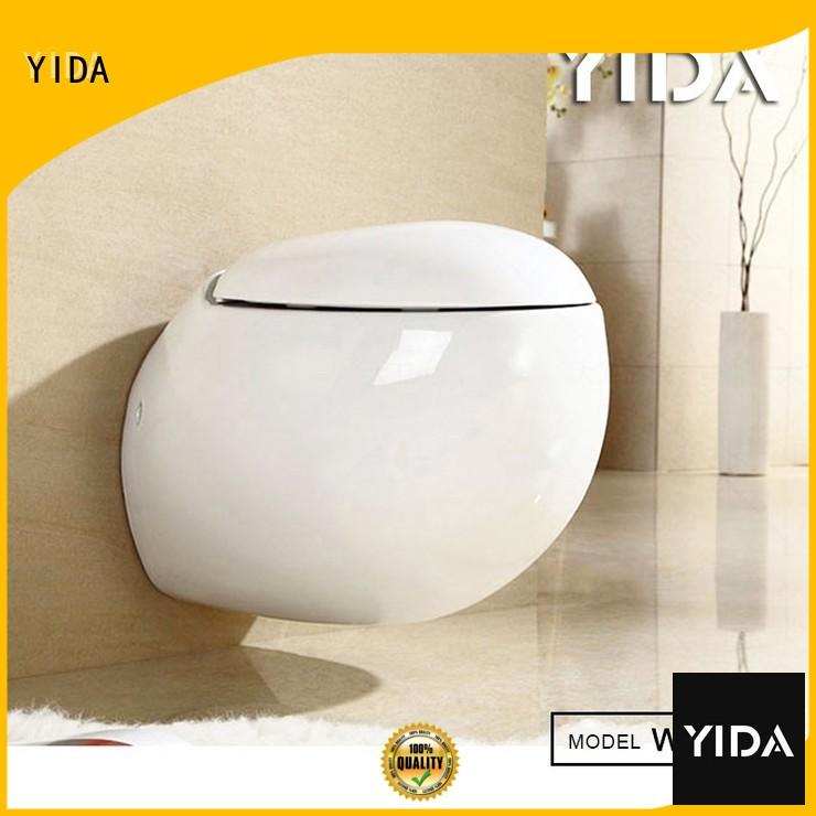 YIDA hanging toilet widely used for hotel