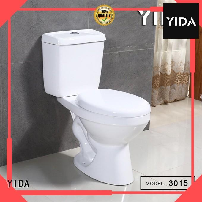YIDA economical commercial toilets widely applied for hotel