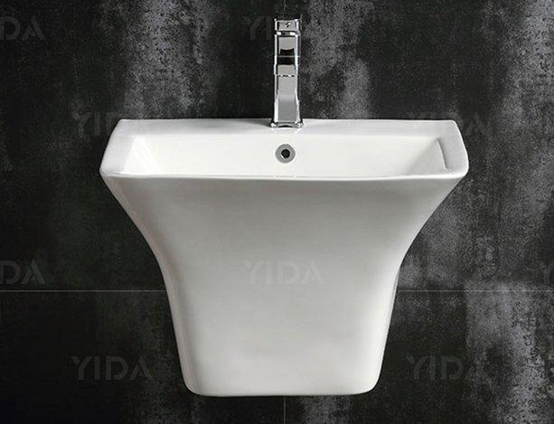 wall mount sink ideal for hotel YIDA-2
