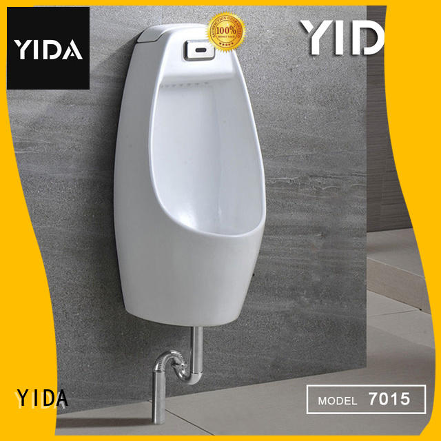 YIDA auto flush urinal optimal for