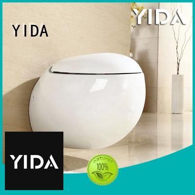 YIDA space saving floating toilet