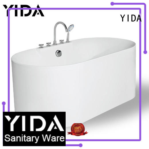YIDA modern bathtub needed for hotel