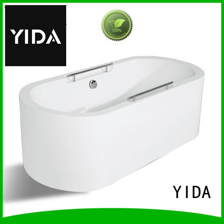 YIDA stand alone bathtubs optimal for
