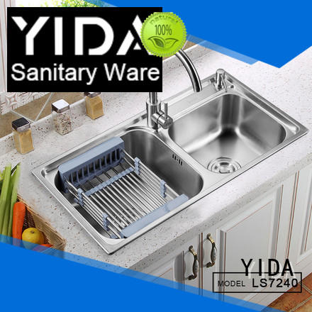 YIDA stainless steel sink suppliers needed for kitchen