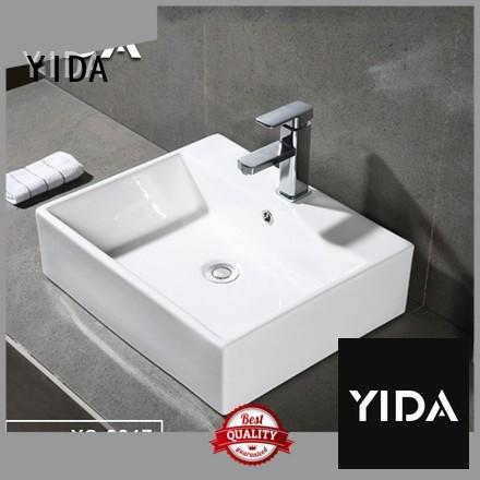 table top wash basin best choice for apartment building YIDA